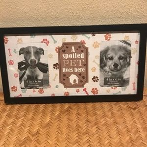 Pet Photo Frame 🐶